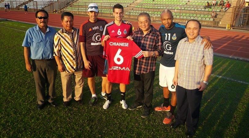 Joel Chainese sertai Sabah FA