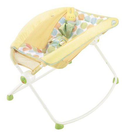 Bassinet And Rocker4