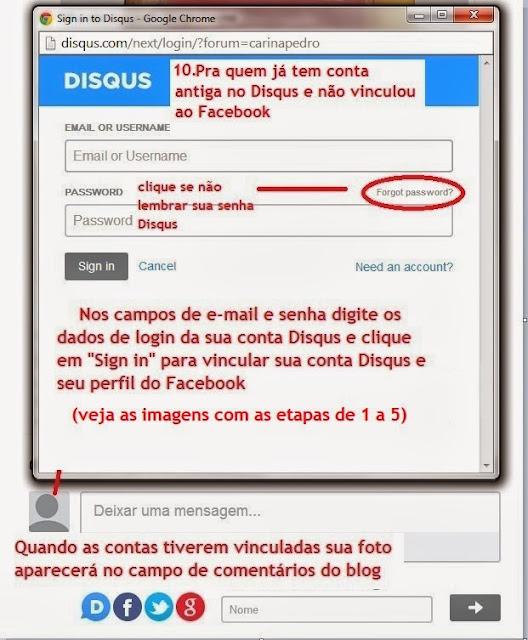 imagem 9 - tutorial - aprenda a usar o Disqus com o Facebook