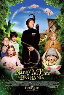 Bảo Mẫu Phù Thủy Tái Xuất - Nanny Mcphee And The Big Bang