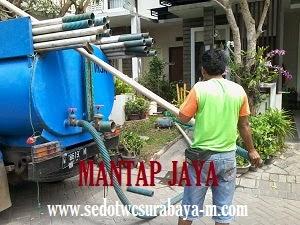 Jasa Sedot WC Menanggal Surabaya Timur