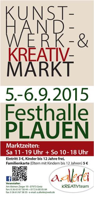 Kreativmarkt Plauen