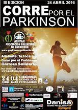 Corre por el Parkinson