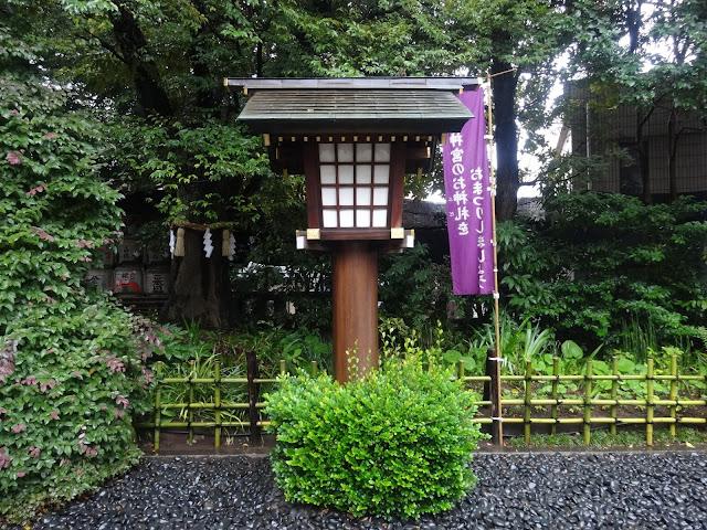 東京大神宮,灯篭,飯田橋〈著作権フリー無料画像〉Free Stock Photos