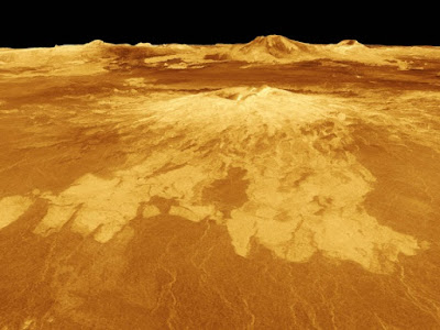 Scientists suspected volcanic activity on Venus for years. Now there is evidence that not only is Venus very active, but acting like a young planet.