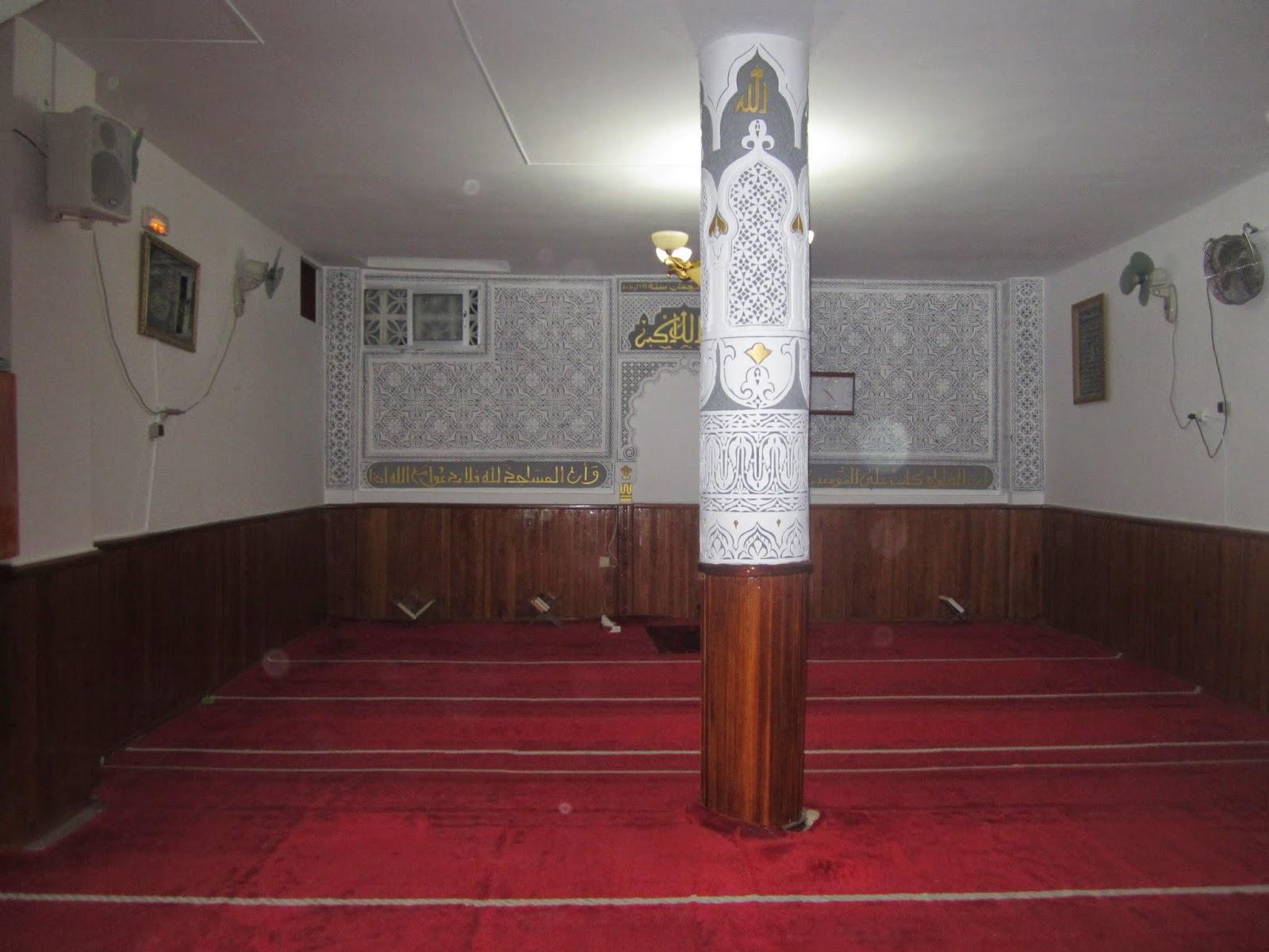 Islam espa a el papel de la ucidce en las mezquitas de ceuta for Alfombras buenas