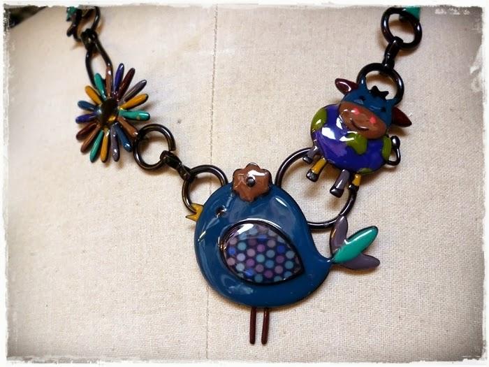 Eccezionale V I A V A I . Move your style.: Nuovi bijoux LOL dalla Francia  UD25