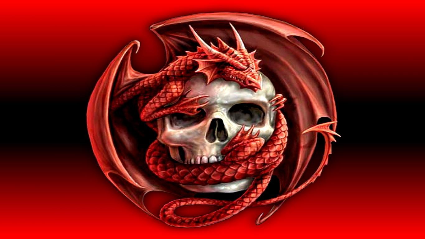wallpapers hd for mac: Dragon 3D Wallpaper High Definition