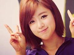 Eunjung T-ara Super Cutie