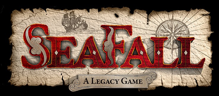 Seafall a Legacy Game
