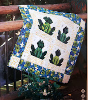 only $1.99!  Frog quilt pattern from McCall's Magazine (click !)