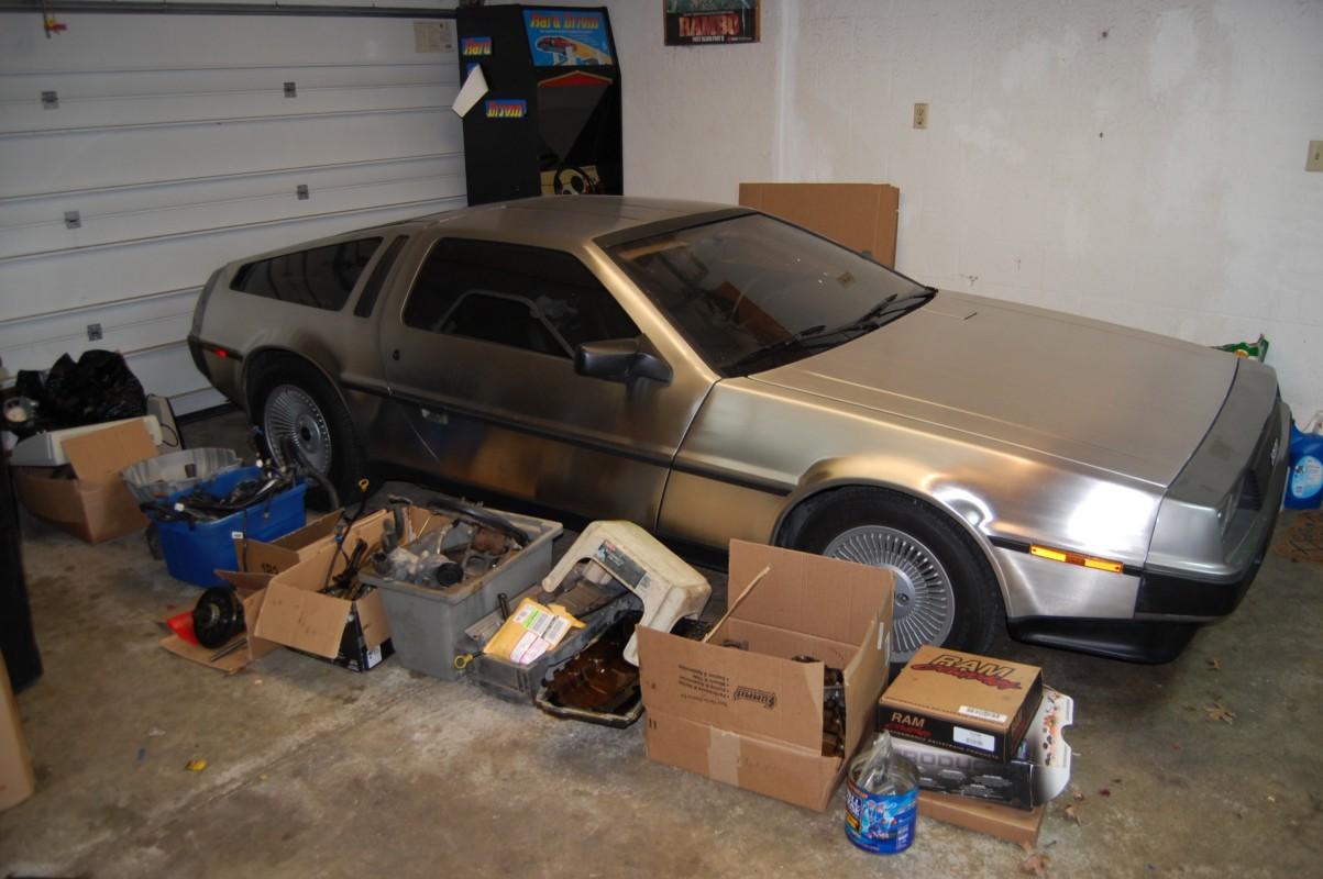 LS1 DeLorean Project, Cincinnati OH - Page 5 - LS1TECH - Camaro and ...
