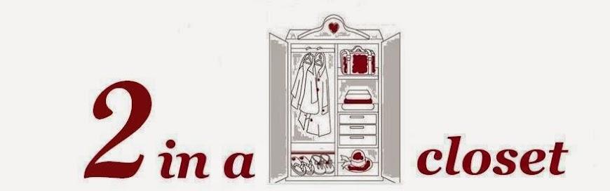 2 in a closet