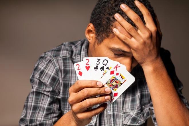 Consejos ante una mala racha en el póker