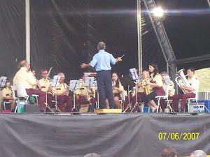 BANDA FESTAS DE OEIRAS 2007
