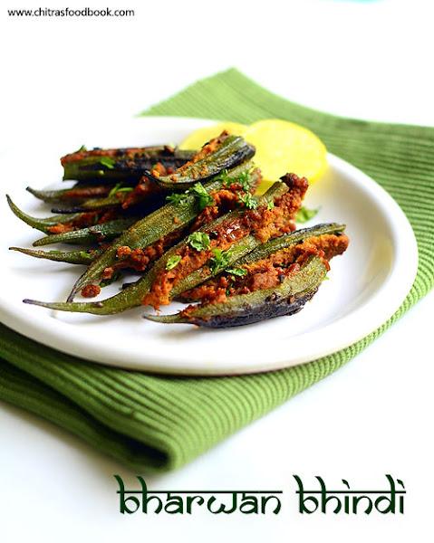Bharwan bhindi recipe