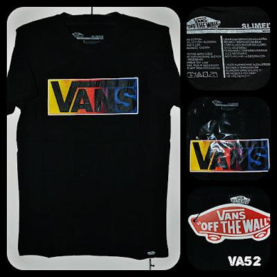 Kaos Surfing Vans Kode VA52