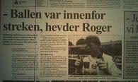 Ballklubben - Jevnaker 1.div 1995
