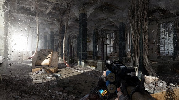 Metro 2033 PC Game screenshot 1