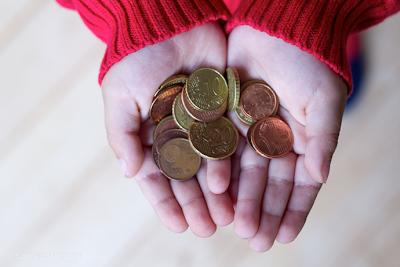 Το χρήμα μέσα από τα μάτια των παιδιών