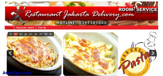 Restaurant Jakarta Food Delivery from RestaurantJakartaDelivery.com