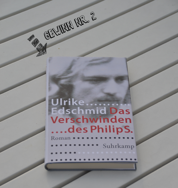 Blogger schenken Lesefreude - Ulrike Edschmid