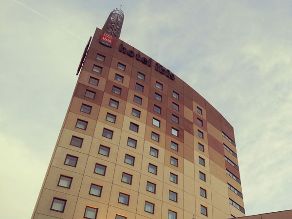 Hotel Ibis Heron City, Barcelona