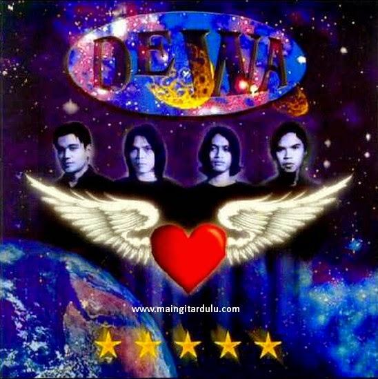 Lirik Lagu dan Kord Kunci Gitar Dewa 19 Full Album ~ Maingitardulu.com