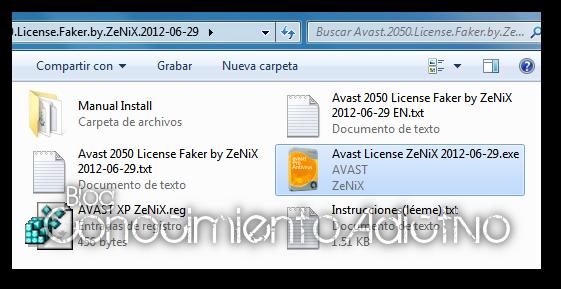 Avast ALL - 8 ZeNiX 2050 crackrar - Ulozto