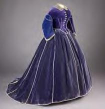 Mary Lincoln's winter dress ~