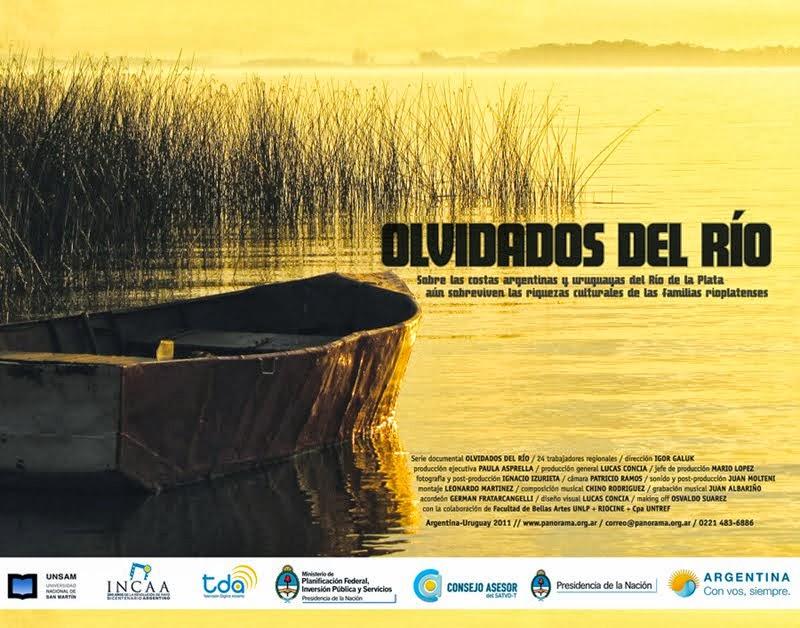 OLVIDADOS DEL RÍO (2011)