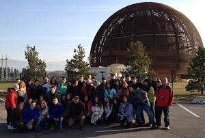 Visita al CERN 2012