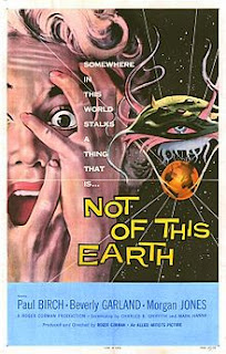 Retro Sci-Fi Weekend:  Not of This Earth
