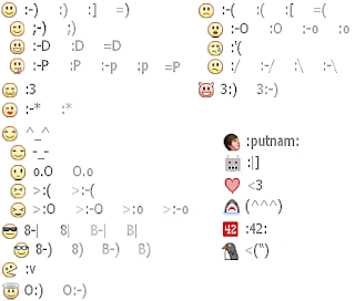 Emoticons-smileys