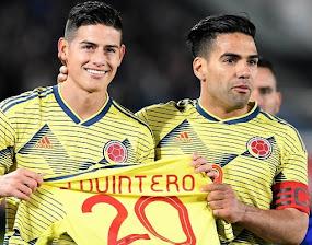 Colombia le ganó a Japón 1-0 en el debut de Carlos Queiroz como DT
