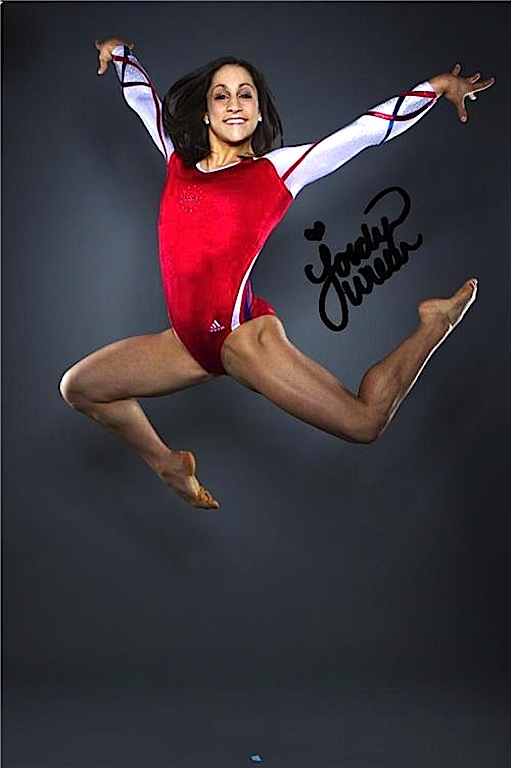 Gymnastics And More Autograph Jordyn Wieber
