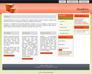 professional joomla 1.7 templates