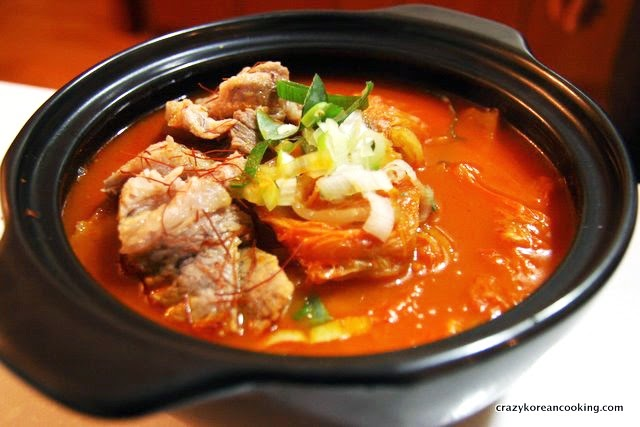I ♥ Korea: Korean Stew (Kimchi)
