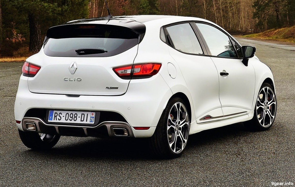 2016 renault clio rs 220 trophy edc 1 6 liter turbo car reviews new car pictures for 2018 2019. Black Bedroom Furniture Sets. Home Design Ideas