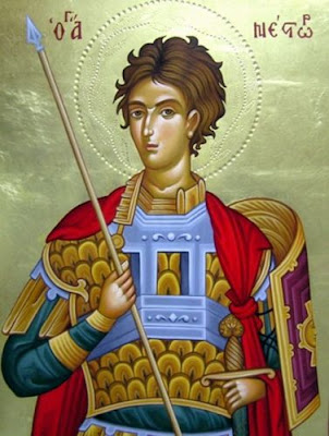 ST NESTOR, the Martyr