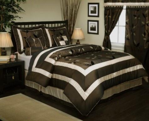 Colores para el dormitorio principal decorar tu habitaci n for Cortinas dormitorio principal