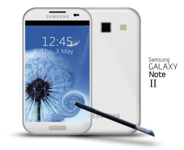 Galaxy Note Ii Smartphone [ www.BlogApaAja.com ]