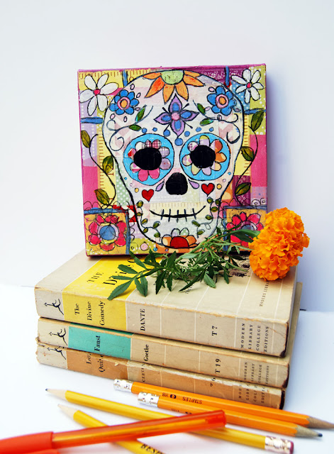 https://www.etsy.com/listing/201991666/day-of-the-dead-art-skull-art-mexican