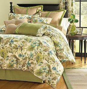 leticia tropical comforter