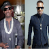 "Don Jazzy and D'banj in ""wordwar"""