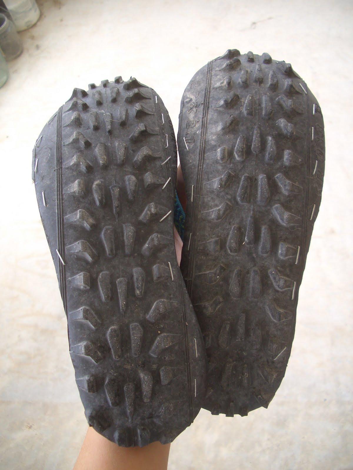 trail return   bike flops