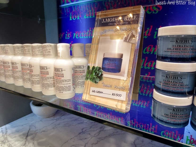 Kiehl's Ultra Facial Oil Free Gel Cream Moisturizer
