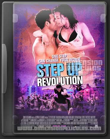 Step Up 4: Revolución (DVDRip Español Latino) (2012)