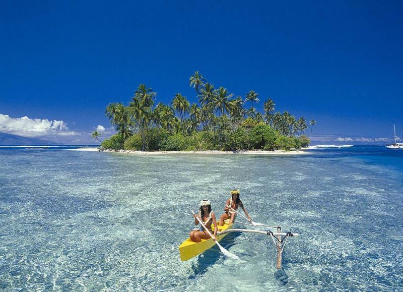 in paradise tahiti french - photo #1