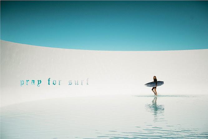 LUV AJ 2013 Pray For Surf Jewellery Campaign